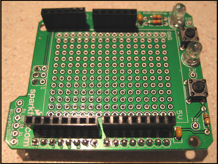 Protoshield without Breadboard