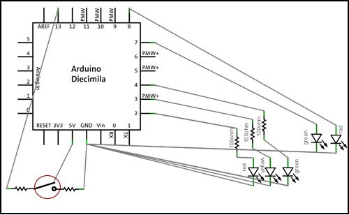 arduino  u2013 richard parker